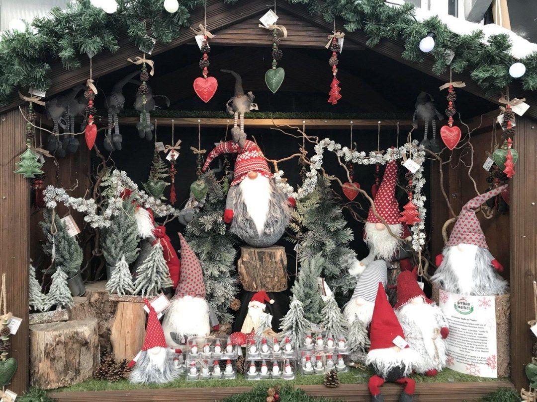 A German Christmas Market in Essex German christmas