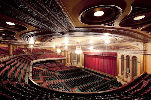 Pictures of Detroit Michigan   The Masonic of Detroit