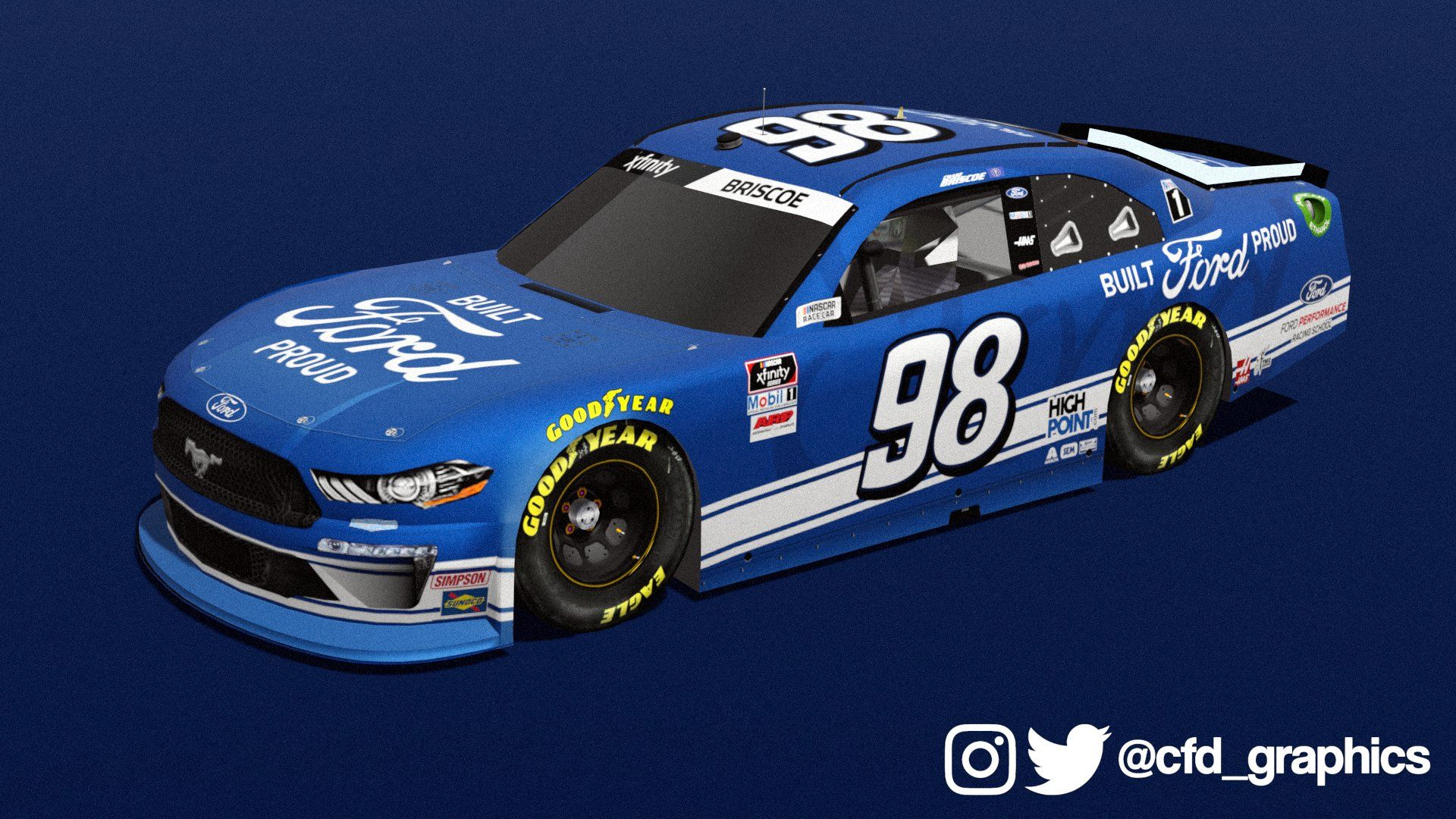 Pin on Fictional NASCAR Paint schemes and Stock Cars
