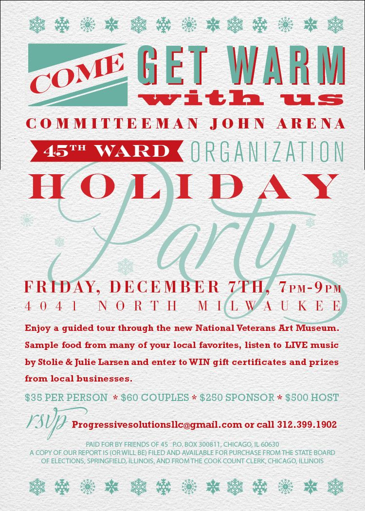 sample christmas party invites - Paso.evolist.co