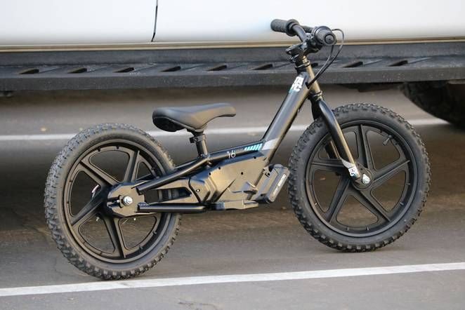 06afc97dd47 Just what we needed dept: Electric balance bikes for kids | e bikes ...