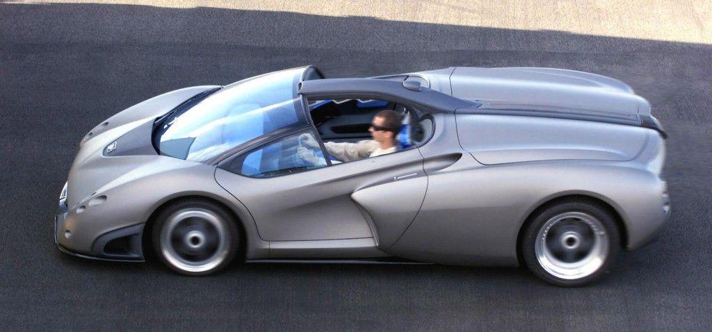 One Off Lamborghini Prototype On Sale For 2 1 Million Video Concept Cars Super Cars Lamborghini