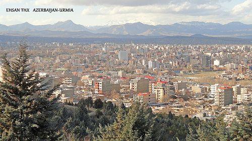 Güney Azərbaycan, Urmiye - Azerbaijan, Urmia - آزربایجان ، اورمیه