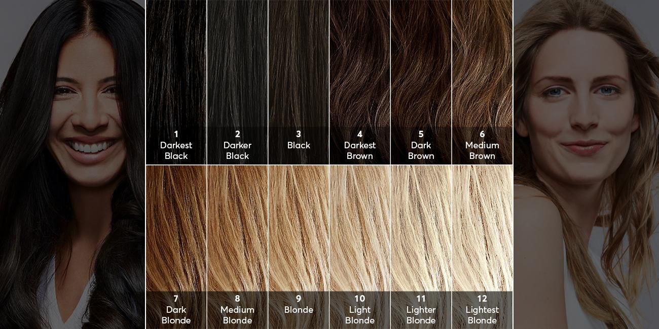 Dear Color Crew What Level Is My Hair How To Lighten Hair Lightening Dark Hair Lighten Dyed Hair