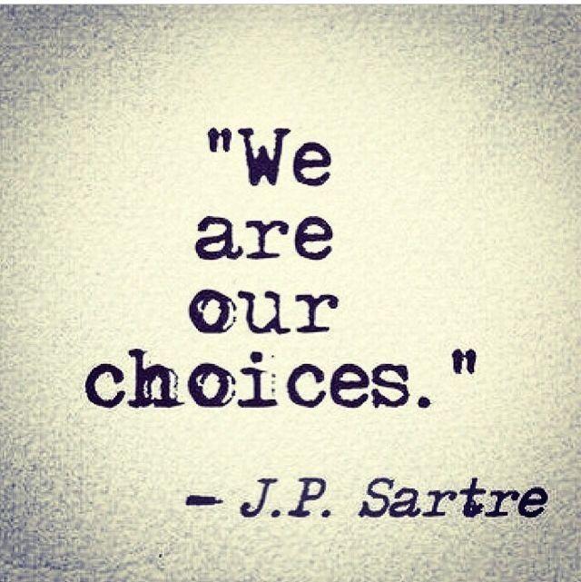 so make great choices along the way