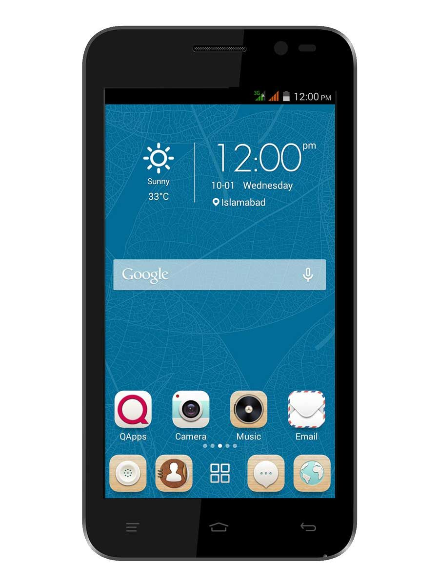 Qmobile Noir X600 Light In Weight And The Screen Is Also Scratch