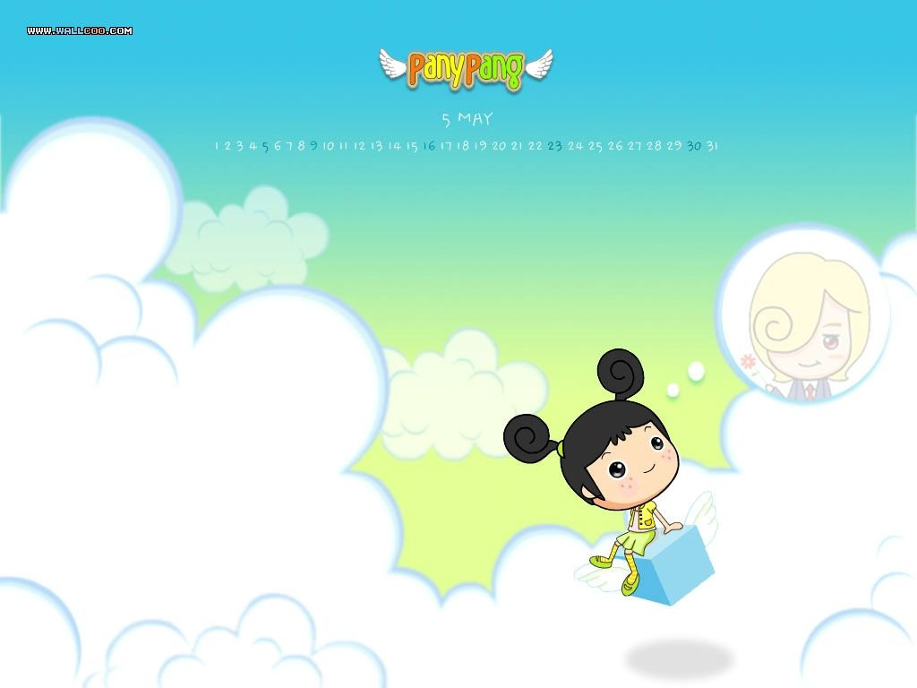 Cute Cartoon Wallpapers for Girls × Wallcoo cartoon