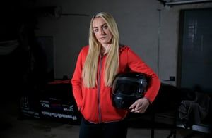 Bobsledder Mica McNeill: 'We hit the crowdfunding target... I was in tears'