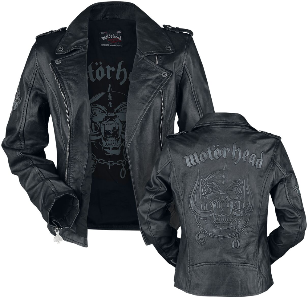 Motörhead EMP Signature Collection Girl Jacke schwarz