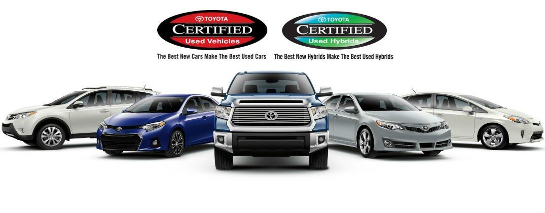 J Pauley Toyota Used Cars