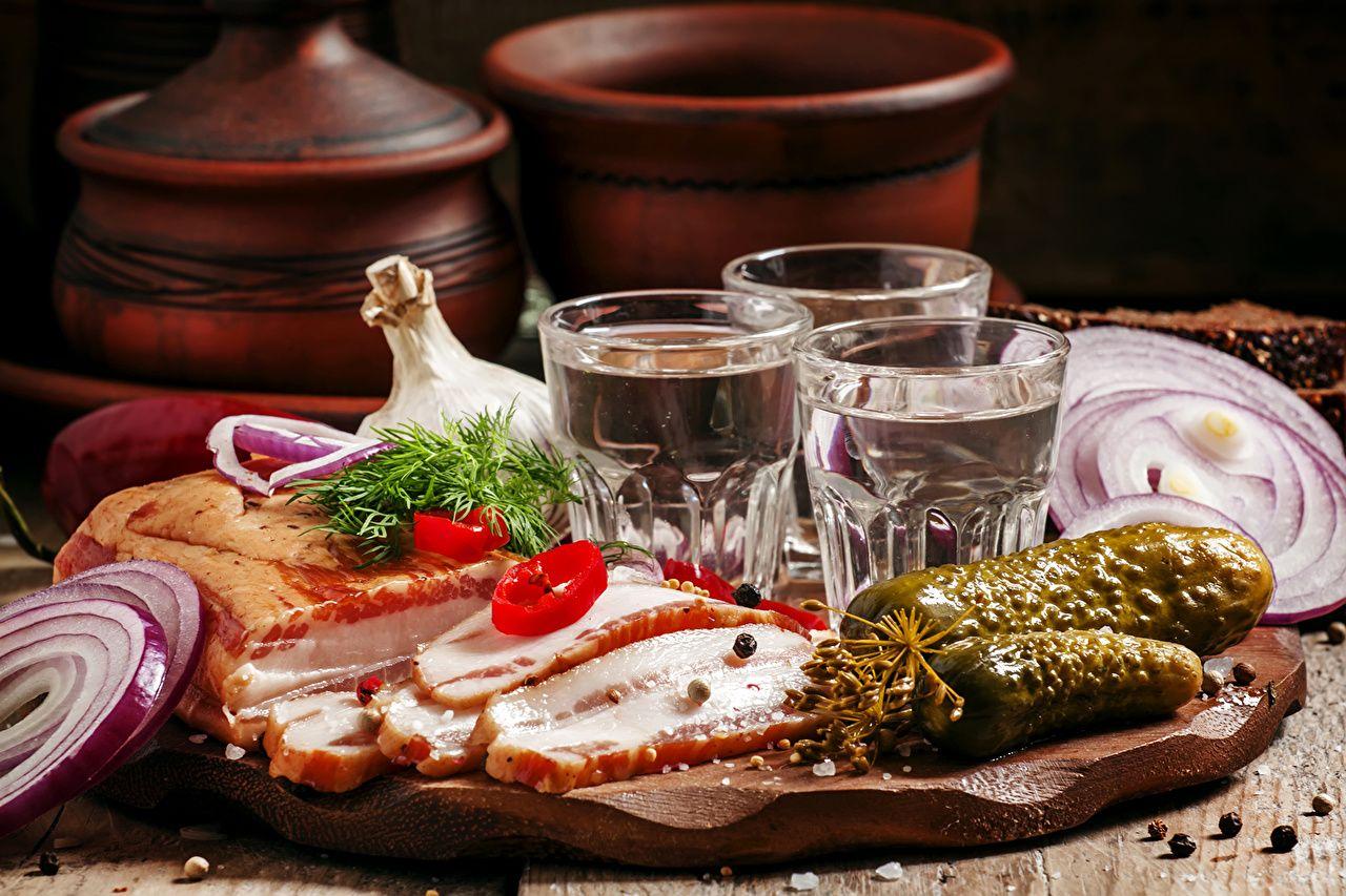 Идеи на тему «Пятница» (8) | водка, еда, кулинария