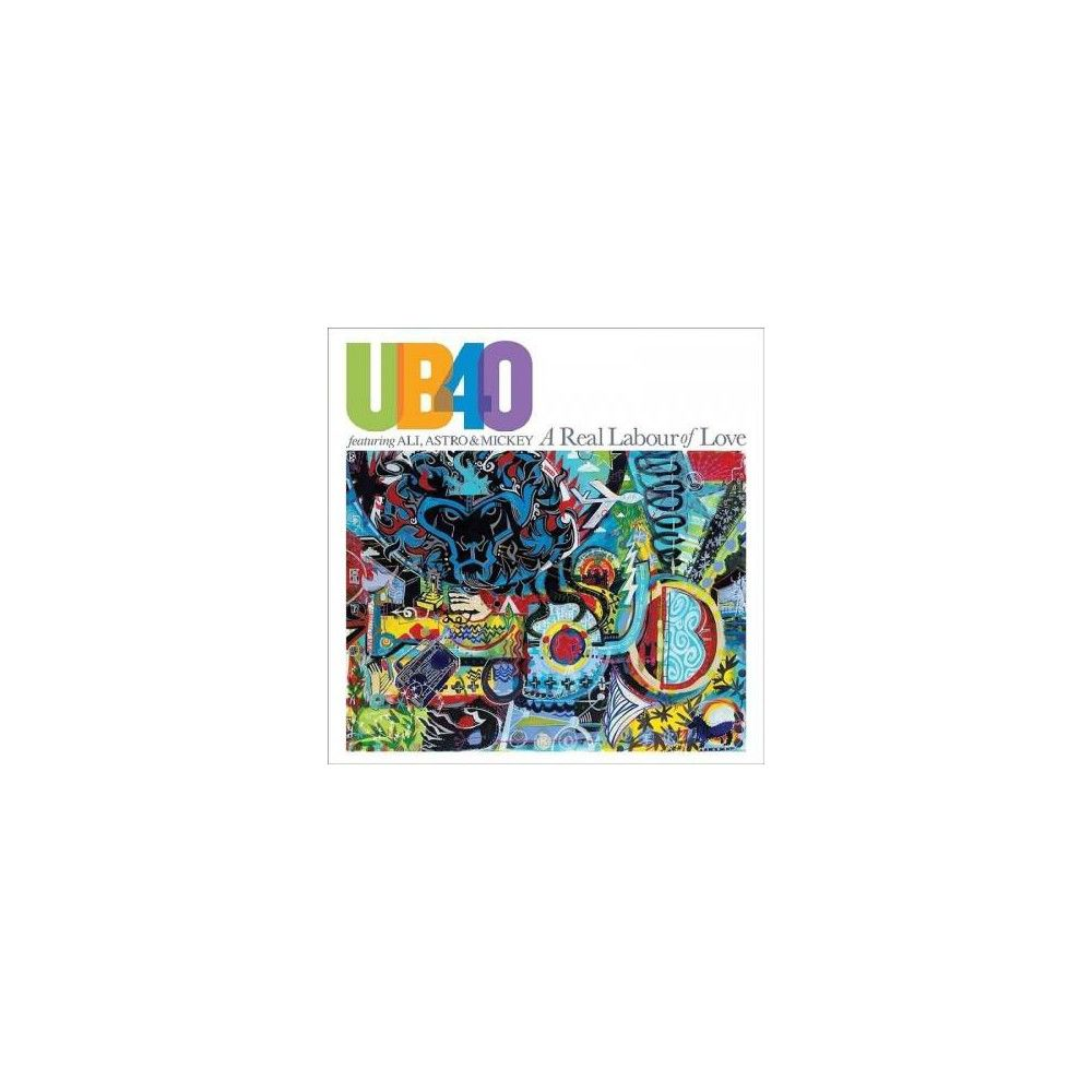 UB40 - Real Labour Of Love (CD) | Products in 2019 | Love