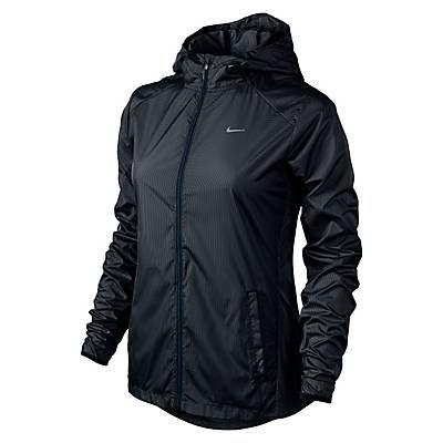 Me gustó este producto Nike Chaqueta Running Negra con Capucha. ¡Lo quiero!