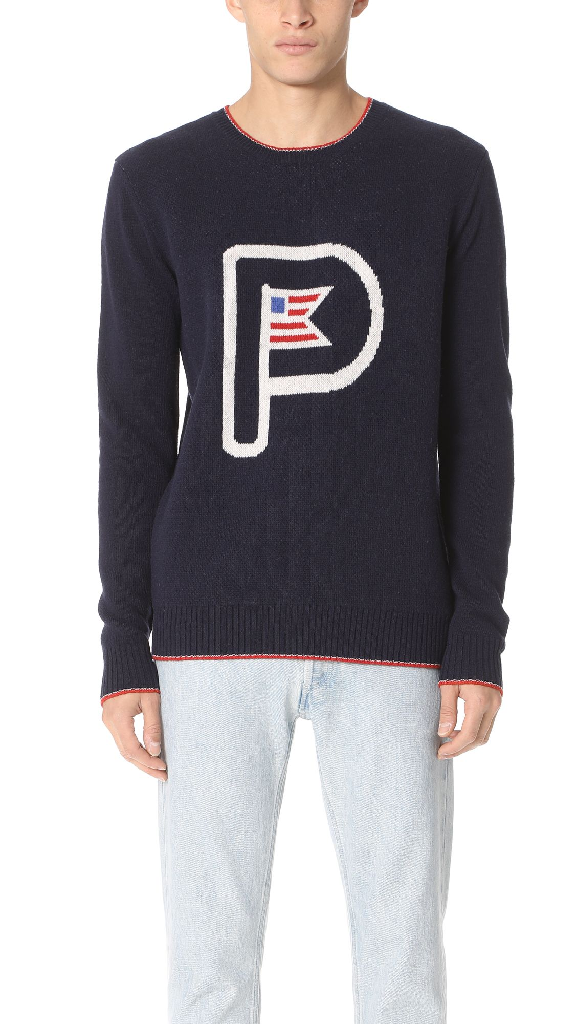 PENFIELD Flag Knit Sweater. #penfield #cloth #sweater