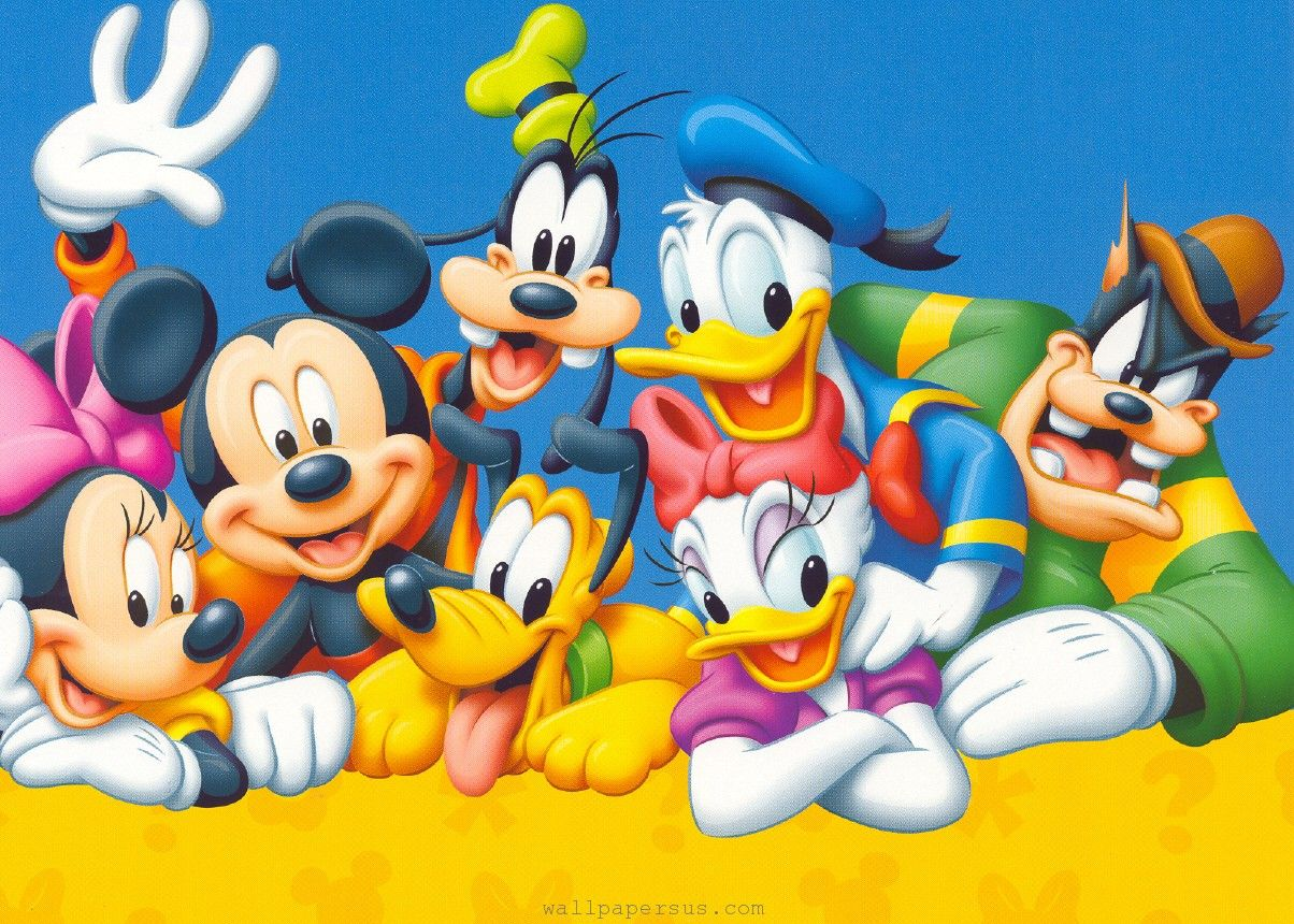 Top 5 Cartoon Characters : Mickey mouse cartoons full episodes in english version hd mickey