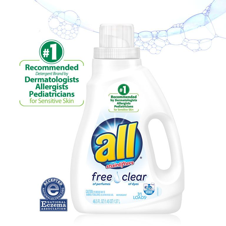 All Free Clear Laundry Detergent Baby Laundry Detergent Laundry