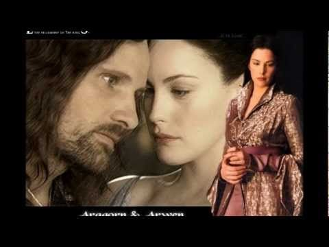 All songs for Arwen Undomiel part 2 & lyrics[lord of the rings soundtrac...