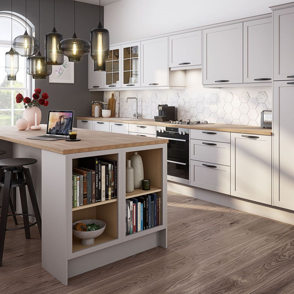 Enjoy The Warmth and Beauty of 2019 Hardwood Kitchen