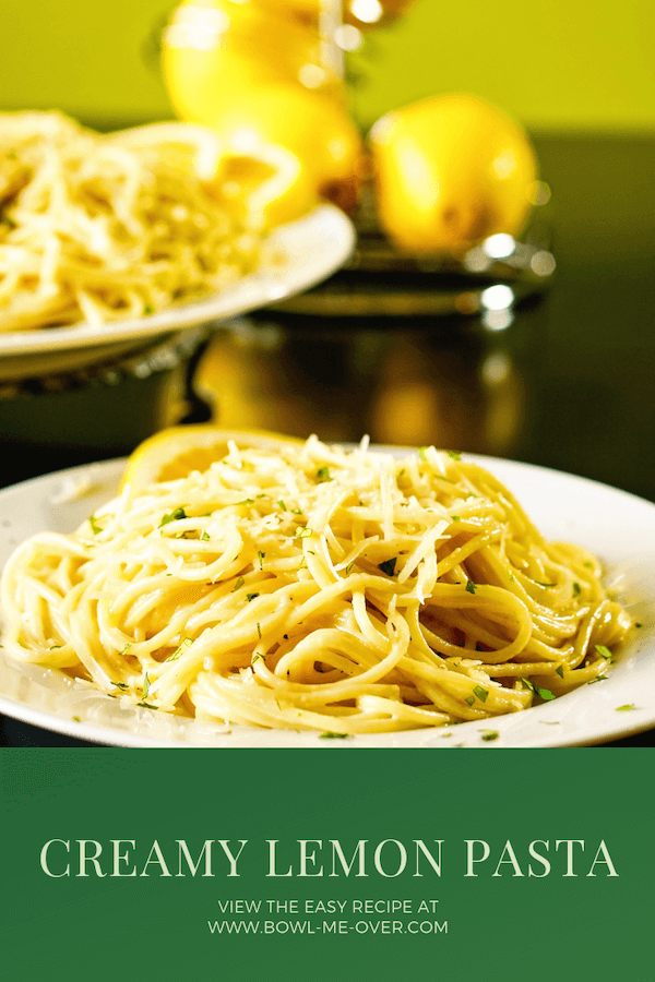 Creamy Lemon Garlic Pasta Recipe Lemon Pasta Lemon Garlic Pasta Lemon Spaghetti