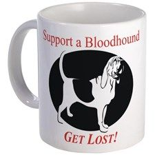 bloodhound mug - Google Search