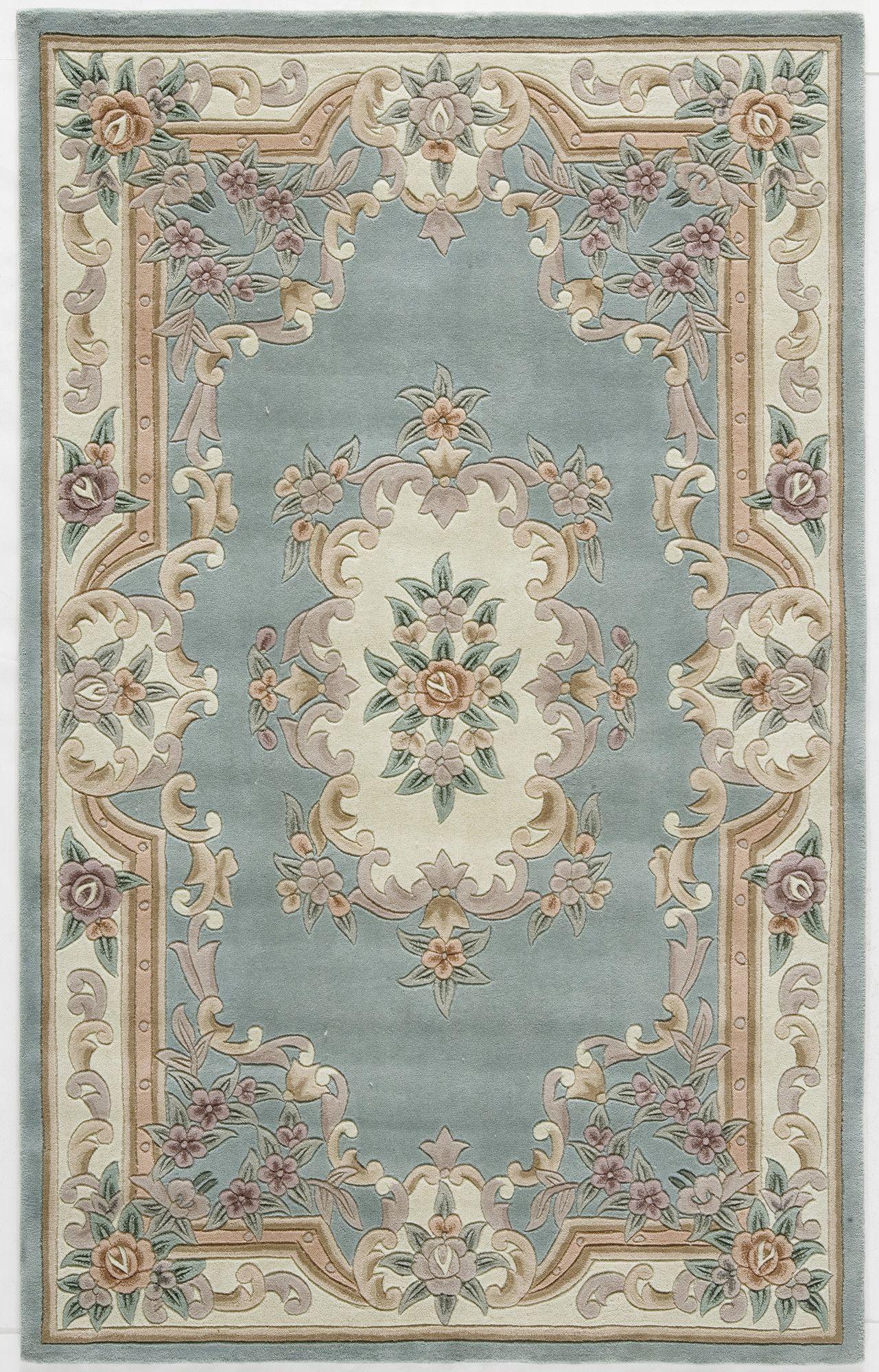 Oriental Handmade Tufted Wool Light Green Area Rug Rugs America Green Area Rugs Light Blue Area Rug