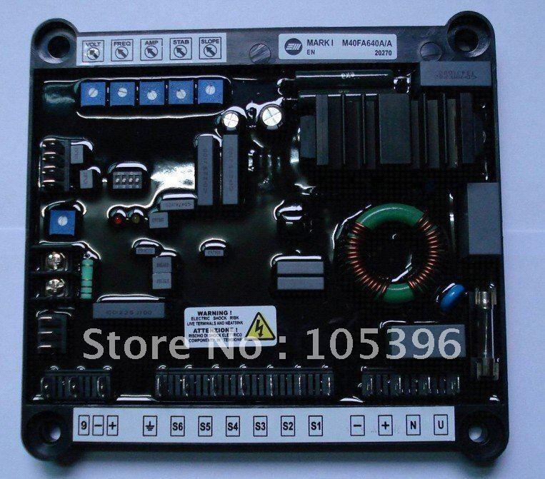 AVR M40FA640A +fast cheap shipping by DHL/UPS/FEDEX/TNT