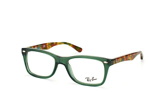 585f13f836770 Authentic Ray-Ban Eyeglasses RB5228 RX5228 5630 50MM Opal Green Frames  RX-ABLE Fashion
