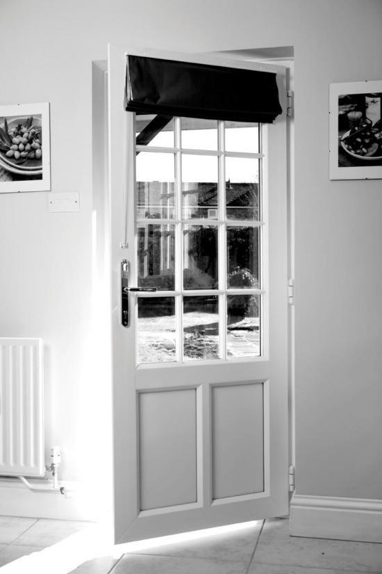 Stormproof Rear And Side Entrance Doors Uk The English Door