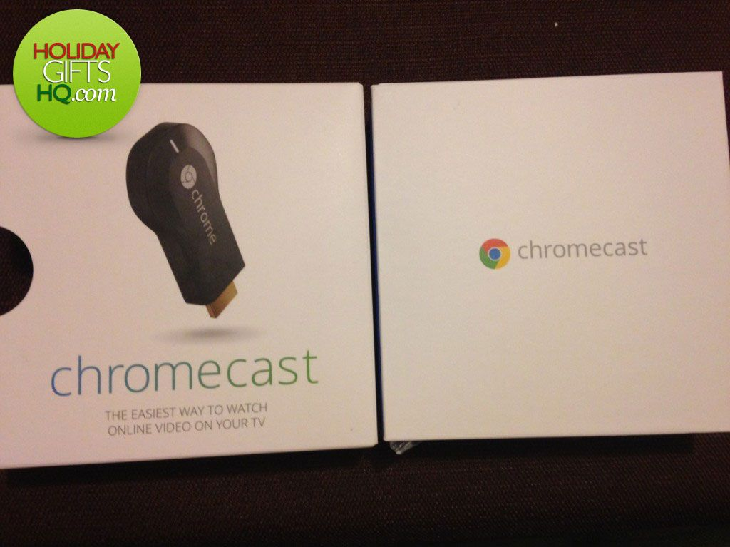 Google Chromecast Streaming Device Product Review Pictures