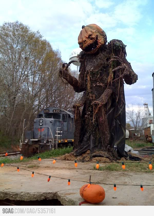 Awesome pumpkin sculpture Hallows eve, Halloween ideas and Haunted