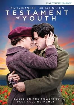 Testament Of Youth Movie On Dvd Drama Movies Action Movies War