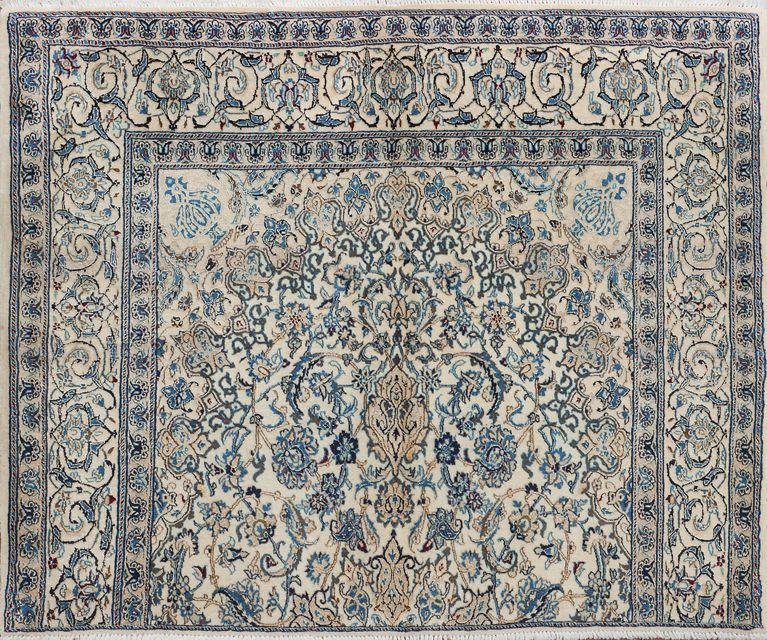 NAIN 9 LA N. 290137 cm. 133 x 110 Tappeti Orientali