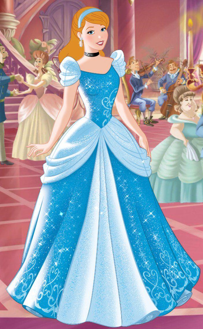 Disney Princess Dress Up Games Cinderella
