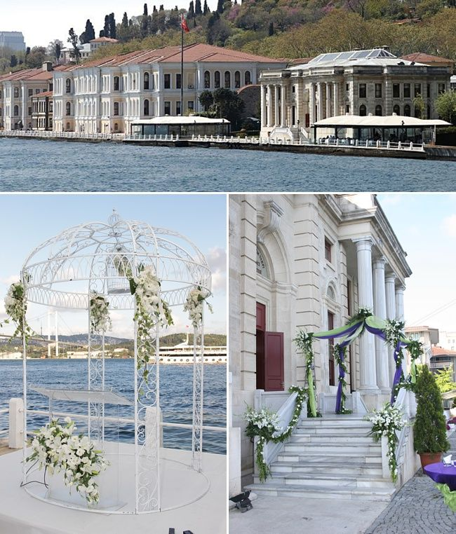 Wedding Venues In Istanbul Spotlight