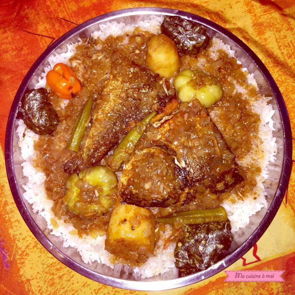 Recette De Caldou Recette Recettes De Cuisine Recette Africaine Poisson