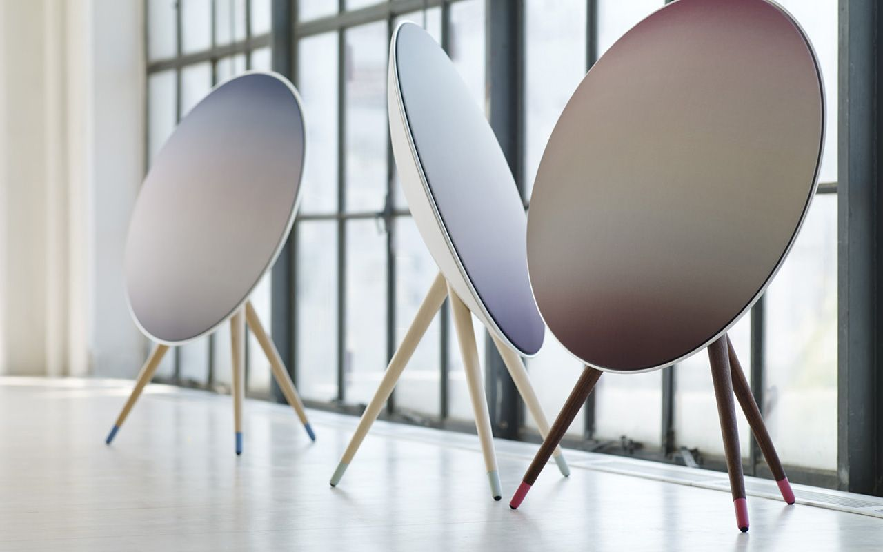 BeoPlay A9 Nordic Sky - Exclusive sound system from Scandinavia #musicsystem