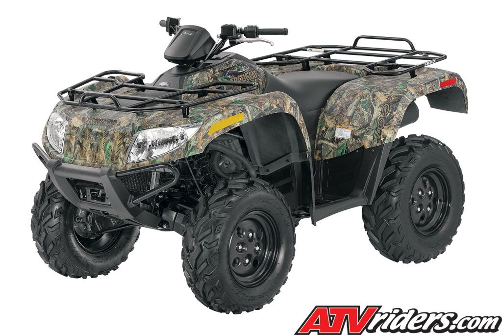ATV 2011 Arctic Cat 700 S & 700 LTD EPS Utility ATV