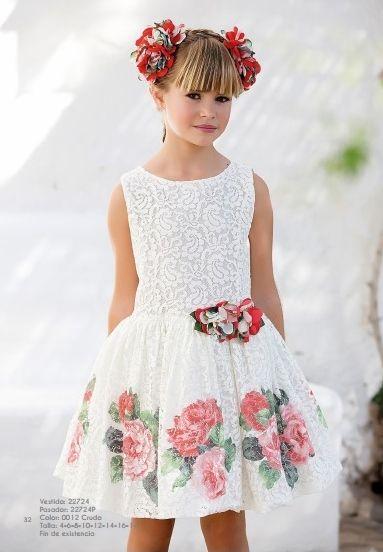 Ceremonia Artesanía Amaya 2017 Para Realizar Tus Compras Entra En Nuestra Tienda Online Www Anab Vestidos Infantis Moda Infantil Feminina Looks Infantis