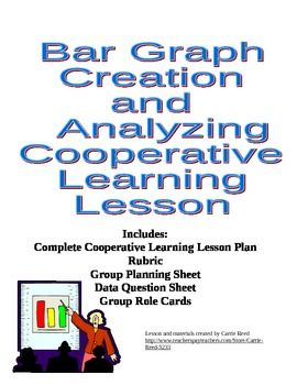 Bar Graph Creation and Analyzing Cooperative Learning Lesson: Upper