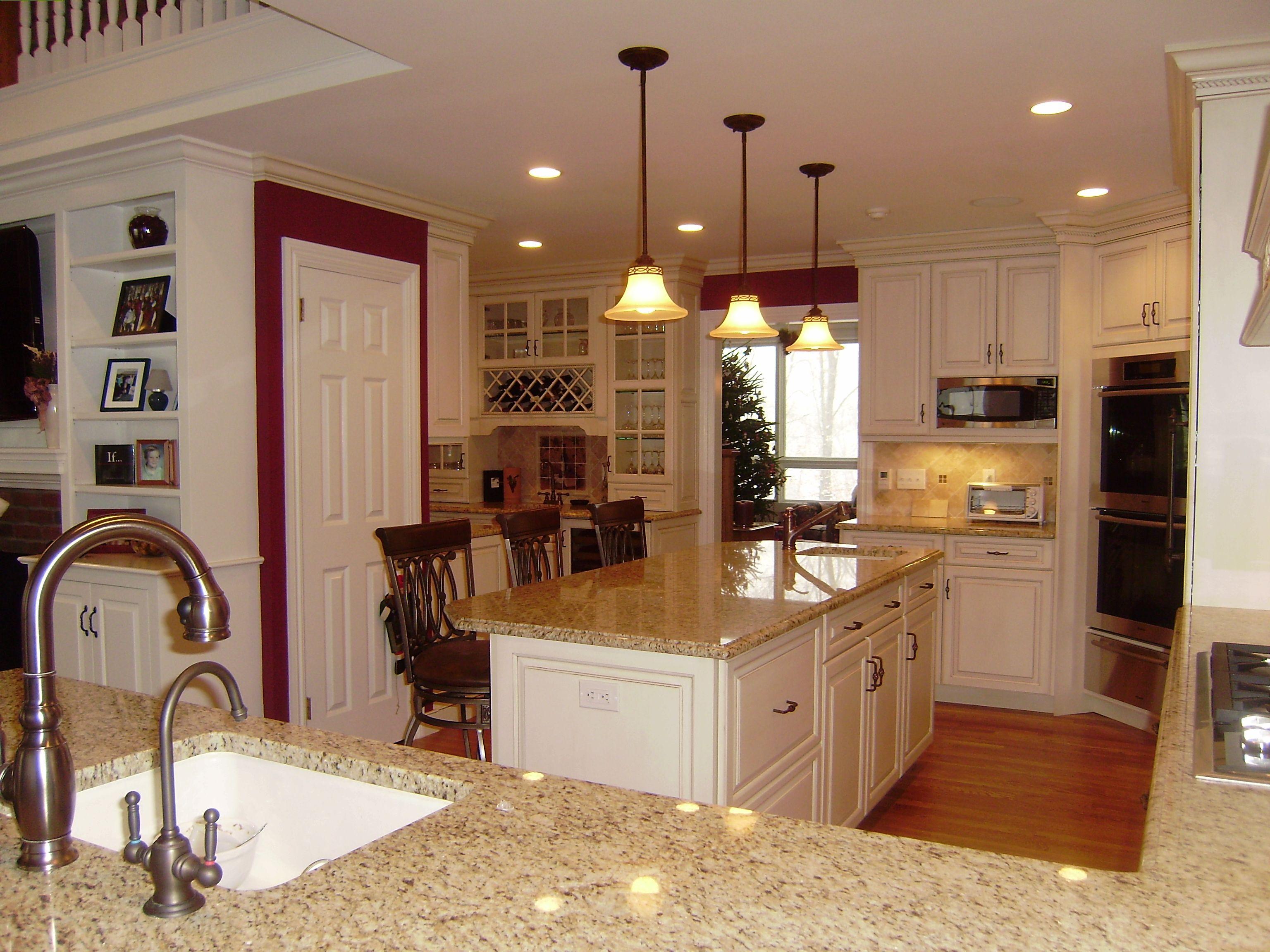 Majestic Kitchens and Bath designer Mark Luceno... Plain & Fancy ...