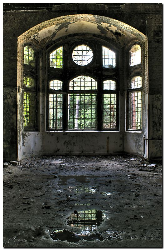 403 Forbidden Abandoned hospital, Abandoned, Abandoned