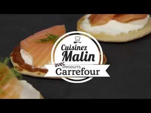 Blinis à la farine de sarrasin (sans gluten) | Les produits Carrefour