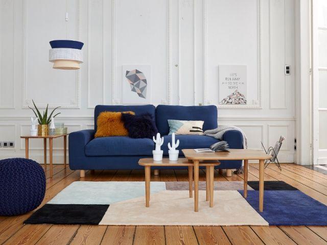 Tapis Style Mondrian