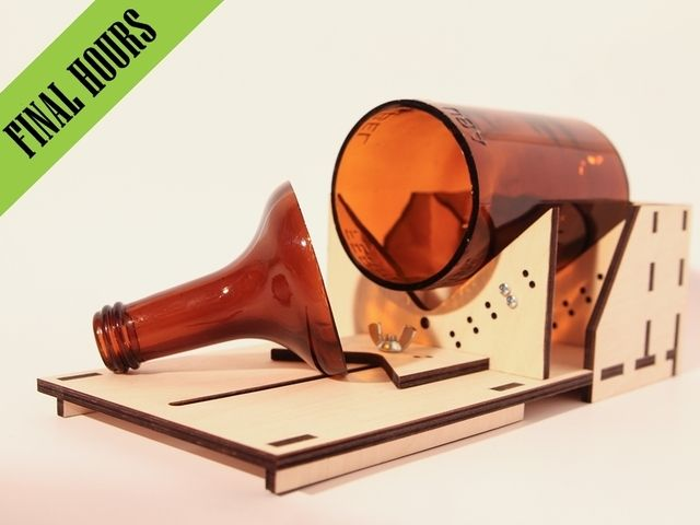 C&C THE BOTTLE CUTTER by Toms Liepkalns — Kickstarter