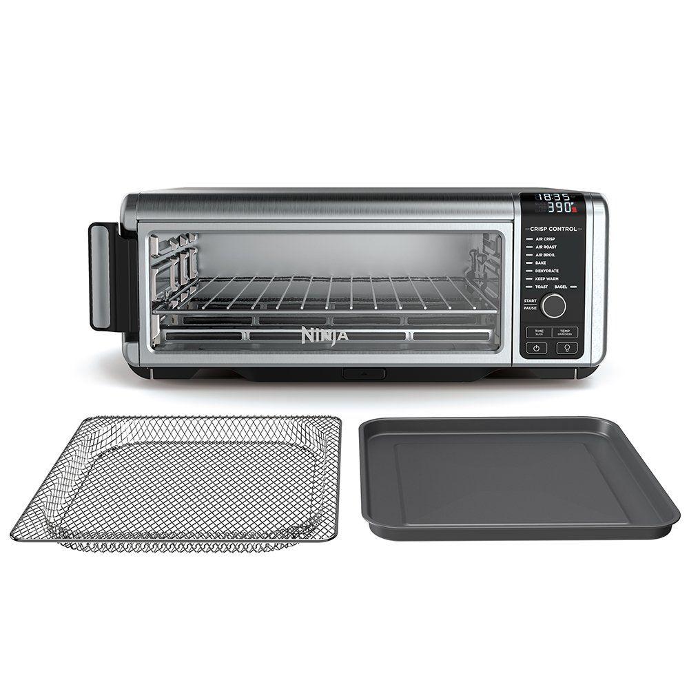 The Ninja® Foodi™ Digital Air Fry Oven is an air fryer