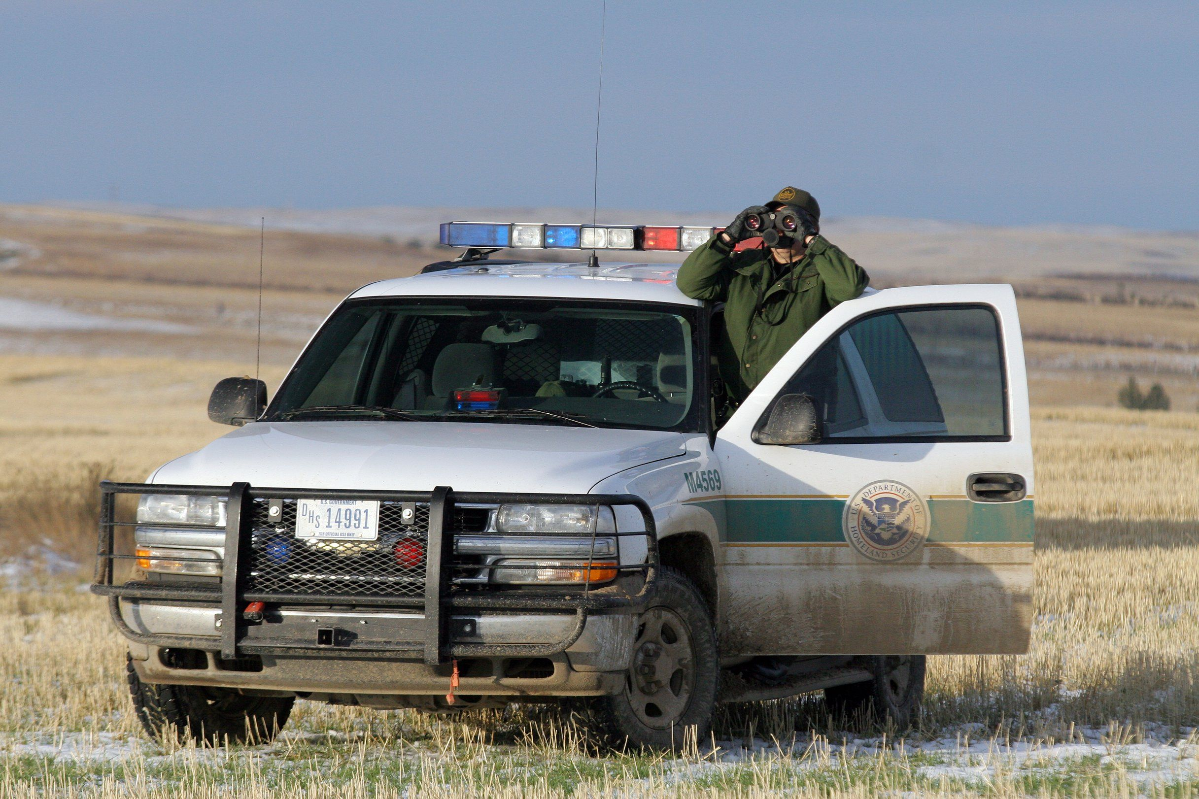 Agents Allege Border Patrol is Stripping Them of Their Rifles