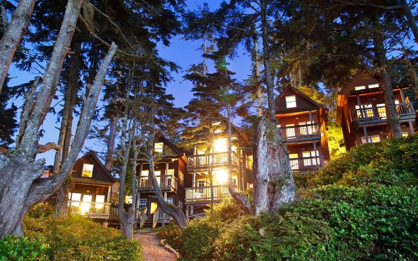 Terrace Beach Resort Ucluelet British Columbia Canada Owned By Jason Priestly Actor Loved This Place Can T Wait To Go Back With My Husband Without The