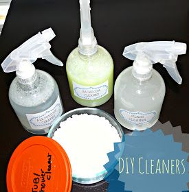 yourcharmedlife: DIY Household Cleaners