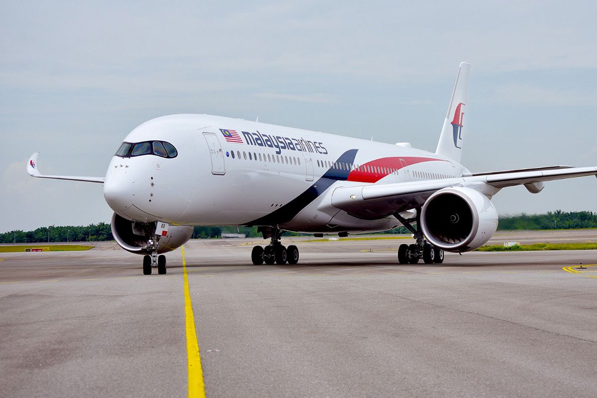 Malaysia Airlines Mulls Large Widebody Order Malaysia