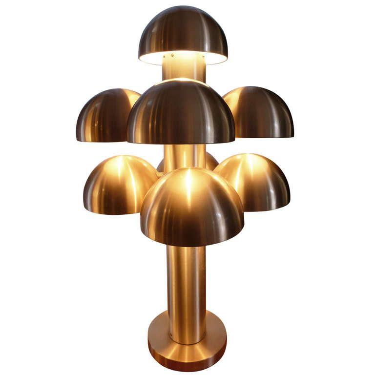 Lamp Designed In 1970 By Maija Komulainen For The Firm Raak Amsterdam Lamp Vintage Table Lamp Lamp Design